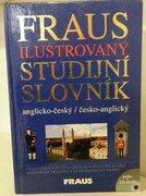 Fraus Illustrated English-Czech and Czech-English Dictionary ilustrovaný studijní slovník: anglicko-ceský