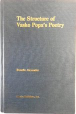 Structure of Vasko Popa's Poetry