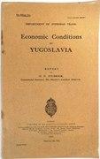 Economic Conditions in Yugoslavia. Department of Overseas Trade.