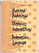 Bahasa Indonesia. Indonesian Language. Ucenice indonestiny. [Prague School or Prague Linguistic Circle]