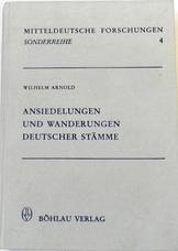 ARNOLD, Wilhelm.