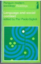 GIGLIOLI, Pier Paolo (Ed.)