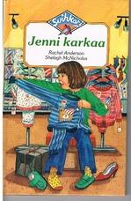 Jenni karkaa (Jessy Runs Away, Finnish Edition)
