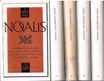 Novalis. Gesammelte Werke.  Mit einem Lebensbericht herausgegeben von Carl Seelig. Mit einem Lebensbericht herausgegeben von Carl Seelig.