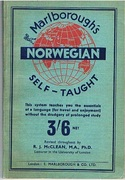 Norwegian Self-Taught.  By the Natural Method with phonetic pronunciation.