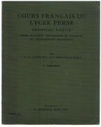 Cours français du Lycée Perse. (Perse School) Première partie: Sèries d'actions, rècitations et chansons en transcription phonétique (phonetic)