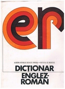 Dictionar Englez-Român. English into Romanian Dictionary.