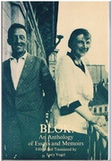 Blok An Anthology of Essays and Memoirs