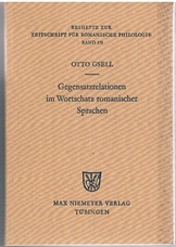 GSELL, Otto