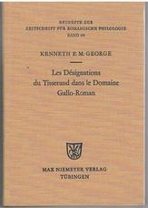GEORGE, Kenneth E M