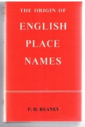 The Origin of English Place Names.