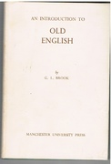 An Introduction to Old English.