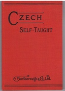 Czech Self-Taught by the Natural Method with Phonetic Pronunciation.