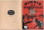 Pinkie, die Hottentotjie en Apie Vang Diewe. Vir Kinders van 7 tot 10 jaar. Vyfde Druk. Verhaaltjies vir Laer Skole. No. 6.