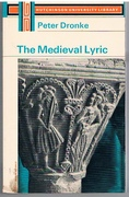 The Medieval Lyric. Modern Languages and Literature.