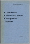 A Contribution to the General Theory of Comparative Linguistics. Janua Linguarum Series Minor 83.