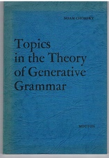 Topics in the Theory of Generative Grammar.