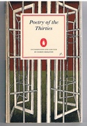 Poetry of the Thirties. Introduced and Edited