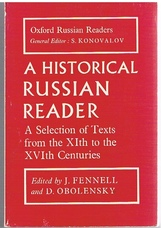 FENNELL, J. and OBOLENSKY, D.. (Eds.)