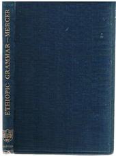 MERCER, Samuel A. B.