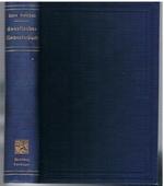 Awestisches Elementarbuch [Avesta Zend primer] Indogermanische Bibliothek. Reihe I: Grammatiken. Fünfter Band.