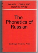 The Phonetics of Russian.