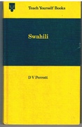 Teach Yourself Swahili. Second Edition.