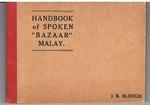 Handbook of Spoken