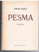 Pesma. Roman.  Drugo izdanje.