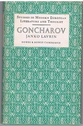 Goncharov Studies in Modern European Literature and Thought.