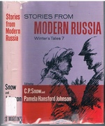 Stories from Modern Russia. Winter's Tales 7.