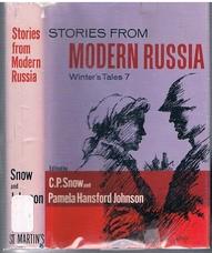 SNOW, C. P and JOHNSON, Pamela Hansford (Eds.) PAUSTOVSKY, SHOLOKHOV et al