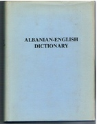 Albanian - English Dictionary.