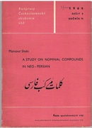 A Study on Nominal Compounds in Neo-Persian.