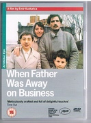 When Father Was Away On Business.  Film.  [DVD]