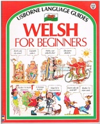 Welsh for Beginners Usborne Language Guides.
