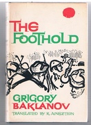 The Foothold. Translated by R Ainsztein.