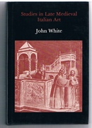 Studies in Late Medieval Italian Art