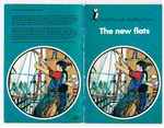 The New Flats Blue Series. A Breakthrough Reading Book.