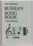 The Gateway Russian Song Book.