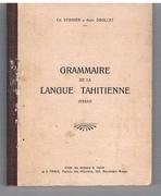 Grammaire de la langue tahitienne (Essai)
