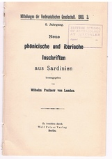 Landau, Wilhelm Freiherr von