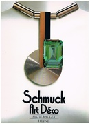 Schmuck Art Déco [Art Deco jewellery. Text in German].