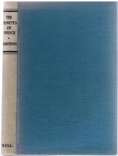 ARMSTRONG, Lilias E.. (Foreword Daniel Jones)