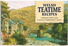 Welsh Teatime Recipes  Traditional Welsh Cakes