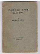 Joseph Conrad's Last Day
