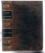 Nouveau Dictionnaire français - anglais (part II only). II.e partie. Français-anglais.