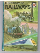 The Story of Railways. with illustrations by Robert Ayton. A Ladybird 'Achievements' Book Series 601.