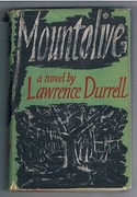Mountolive. A Novel.