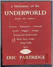 PARTRIDGE, Eric.
